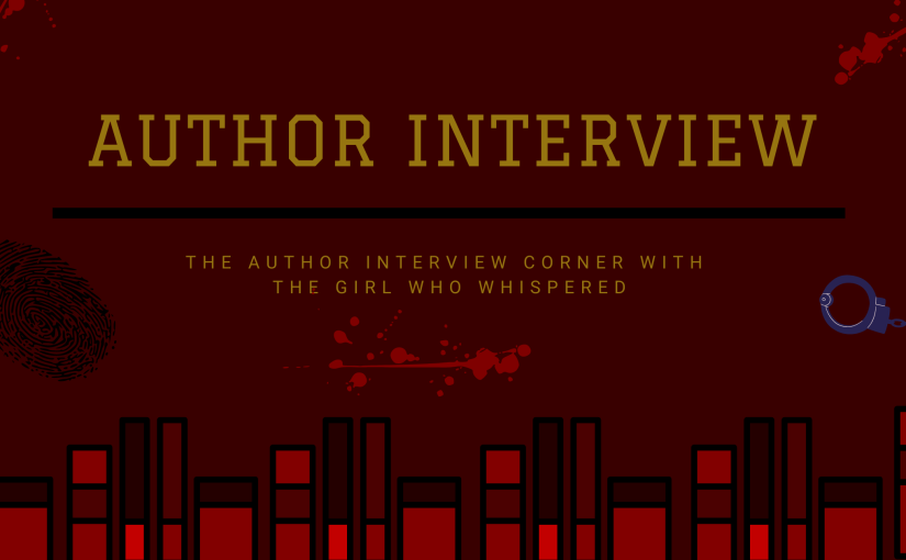 Author Interview – S. J. Krandall